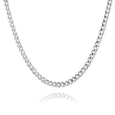 daf5432f0c1c STERLL Cadena para hombre de plata 925