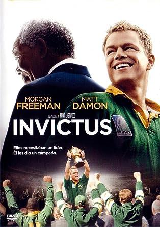 Invictus  DVD   Amazon.es  Morgan Freeman 127f26df47308