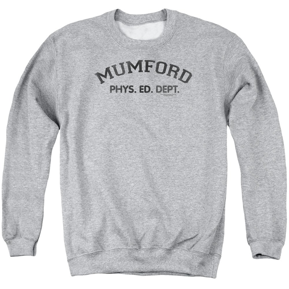 MMM Merchandising Beverly Hills Cop Mens Mumford Sweater