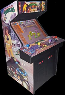 Amazon.com: Ninja Turtles 4 Player Arcade Game: Sports & Outdoors