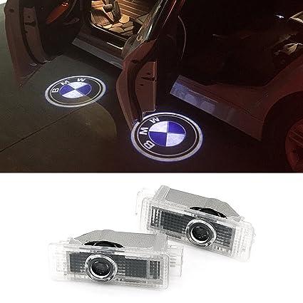 CJ Star coche proyector LED iluminación entrada fantasma sombra ...