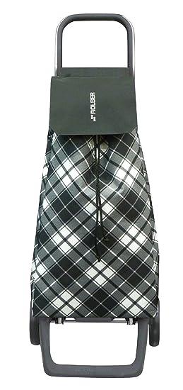 Rolser JET017S Joy/Carpi Poussette à Marché Polyester Noir/Multicolore 32 x 27 x 95 cm 40 L VoKTM5A