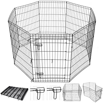 Amazon Com 36 Inches Tall Puppy Pup Dog Pet Playpen