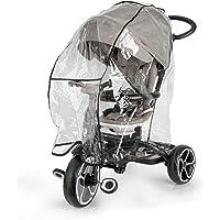 Protector de lluvia para triciclos QPlay - Burbuja