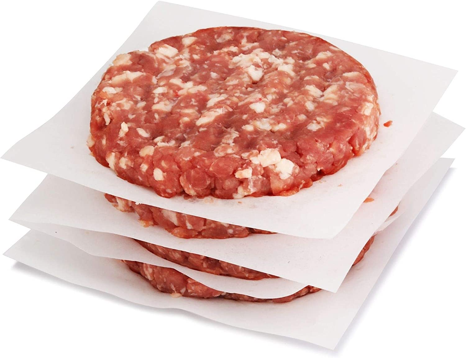 New Star Foodservice 1029048 Non-Stick Wax Patty Paper, 5.5