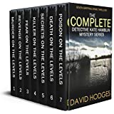 THE COMPLETE DETECTIVE KATE HAMBLIN MYSTERY SERIES seven gripping crime thrillers box set