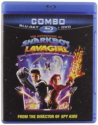 Sharkboy and lavagirl movie trailer