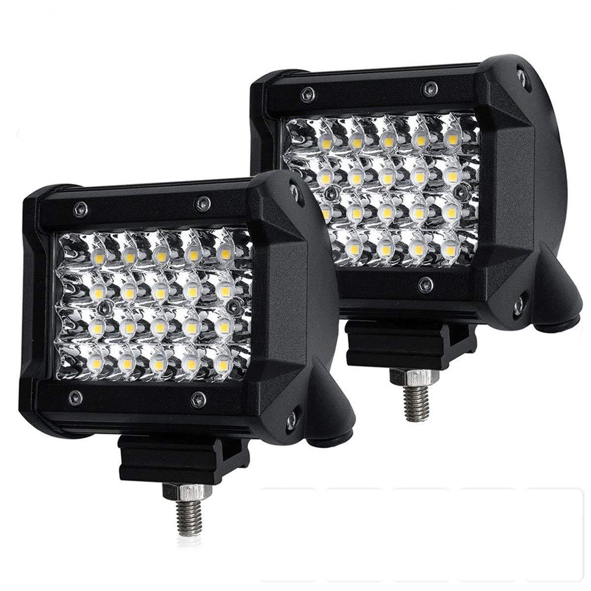 Jiehe 4.5 27 W 6000 K-6500 K luz dí a LED 1150 lm Guí a La lá mpara de la niebla