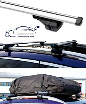 CITROEN C1 C2 C3 C4 DS3 DS4 ALL YEARS EASY ROOF BARS RACK SOFT FITTING