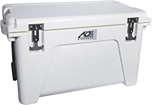 AO Coolers Everest Series Hard-Sided Cooler, 80 Quart Storage