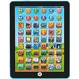 LeanningTech 子供用タブレット 7インチ 多機能子供のためのタブレット教育玩具のシミュレーション 18の機能 (ブルー)