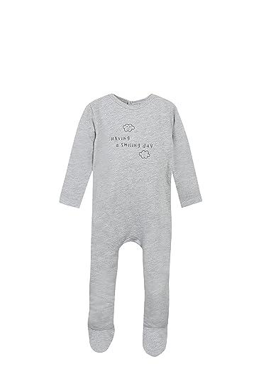 03f3fc5db4134 Grain de Blé Dors-Bien Jersey Gris Clair Grenouillère Bébé garçon   Amazon.fr  Vêtements et accessoires