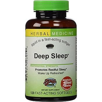 Amazon Com Blissful Sleep 30 Herbal Tablets 1000 Mg