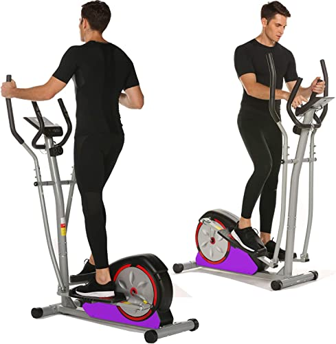 Elliptical Machine Magnetic Elliptical Training Machine