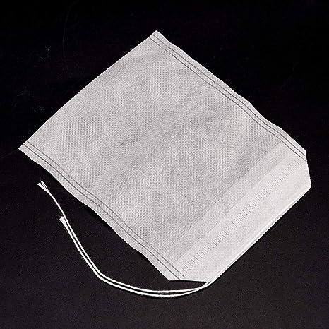 Paquete de 100 bolsas vacías de fragancia, para filtro de té ...