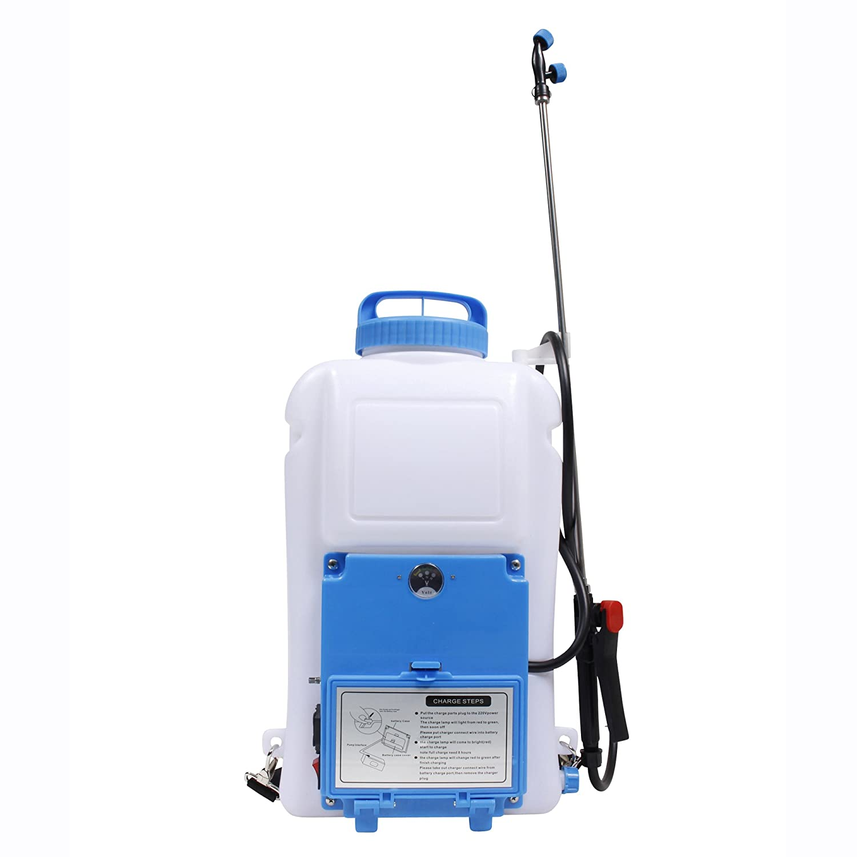 HAIGE 電動噴霧器 充電式 背負い式 バッテリー式 16リットル HAIGE HG-KBS16L B073GSQHJ2