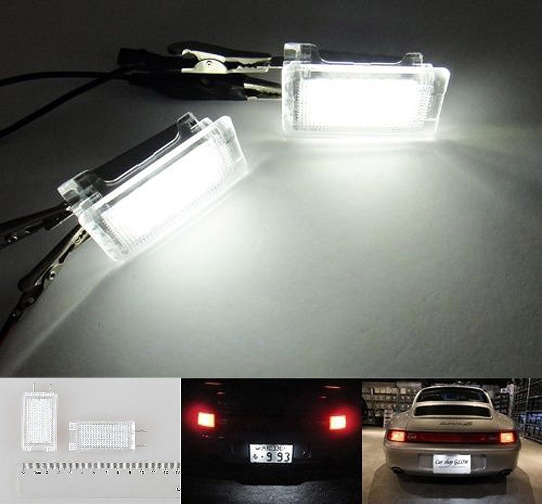 AR 99763212500 LED Compartimiento De Equipaje Luz Lámpara Blanco: Amazon.es: Coche y moto