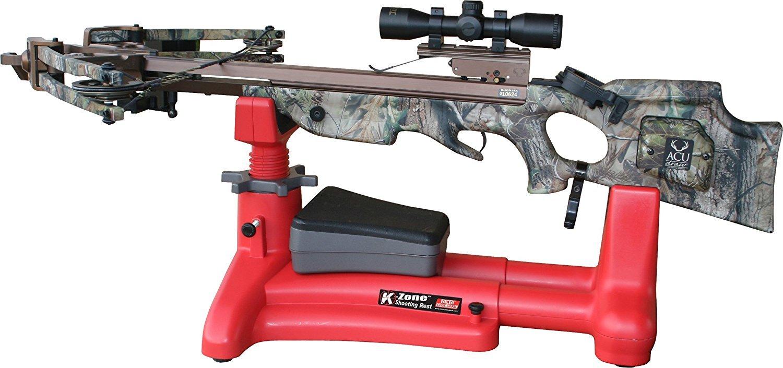 MTM K-Zone Support de tir Rouge KSR-30