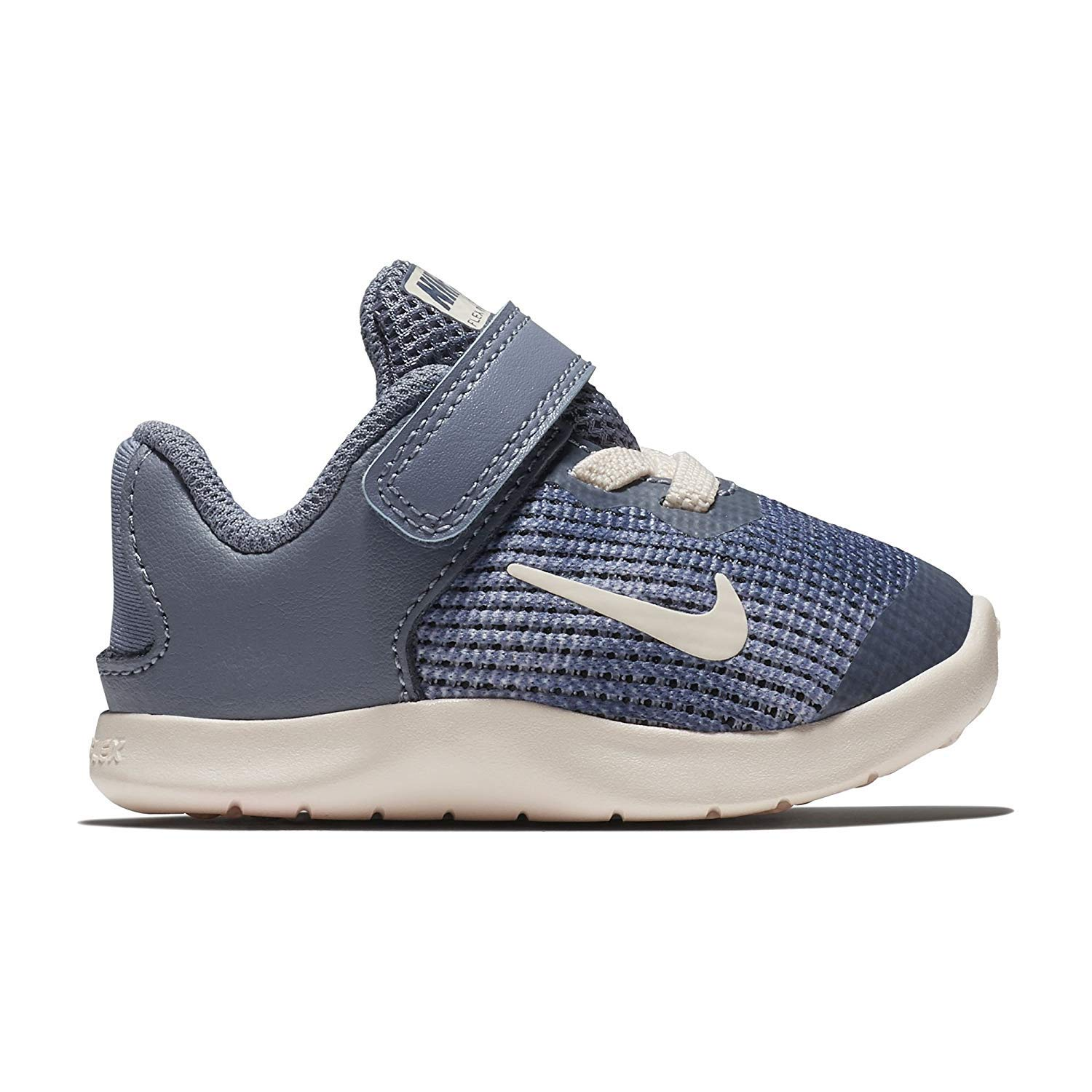 59af3cc86cffe Amazon.com | Nike Girl's Flex RN 2018 Toddler Shoe Ashen Slate/Guava  Ice/Diffuse Blue Size 5 M US | Fashion Sneakers