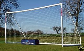 Samba de rechange de qualité Match de Football Alternate extérieur buts Only- net blanc 12x 6