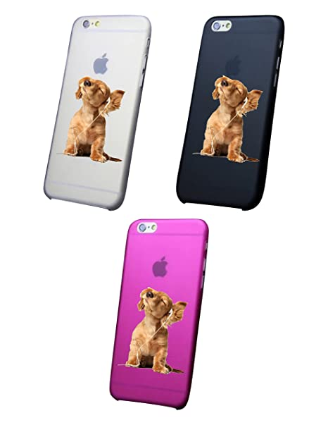 custodia cocker spaniel iphone 6