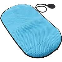 Fenteer Cojines Lumbar Inflables Cojín Lumbar Soporte Lumbar Cojín Lumbar Soporte Lumbar Ideal para Hombres, Mujeres Y Más, Diseño Ergonómico