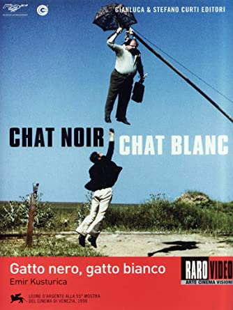 Gatto Nero Gatto Bianco Dvd Italian Import Amazoncouk Severdzan