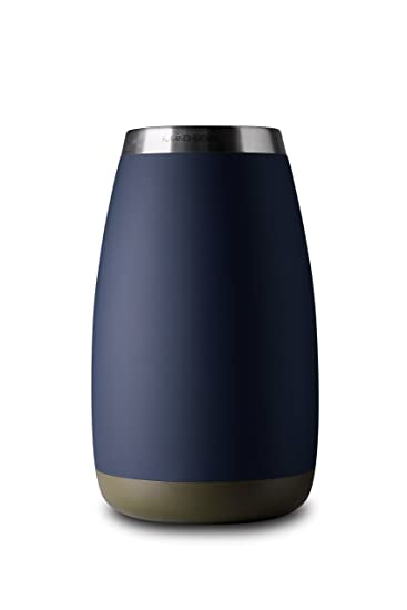 Mandahorn Aktiv-Flaschenkühler / Weinkühler Celsius Black Blue Matt ...