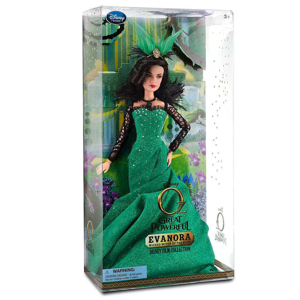 Amazon.com: Disney Oz the Great & Powerful Evanora Wicked Witch of ...