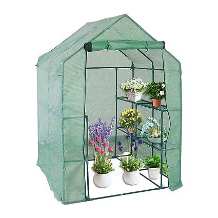 Amazon.com: karmas producto Garden Plant con estante de ...