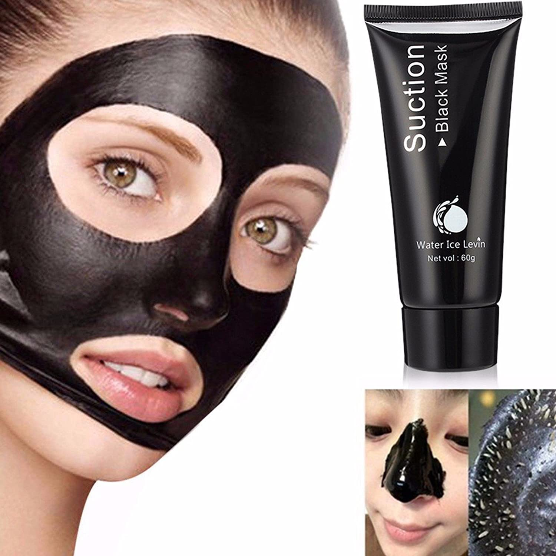 Blackhead Remover Mask - MY LITTLE BEAUTY - Blackhead Peel Off Black Mask for Pore Suction