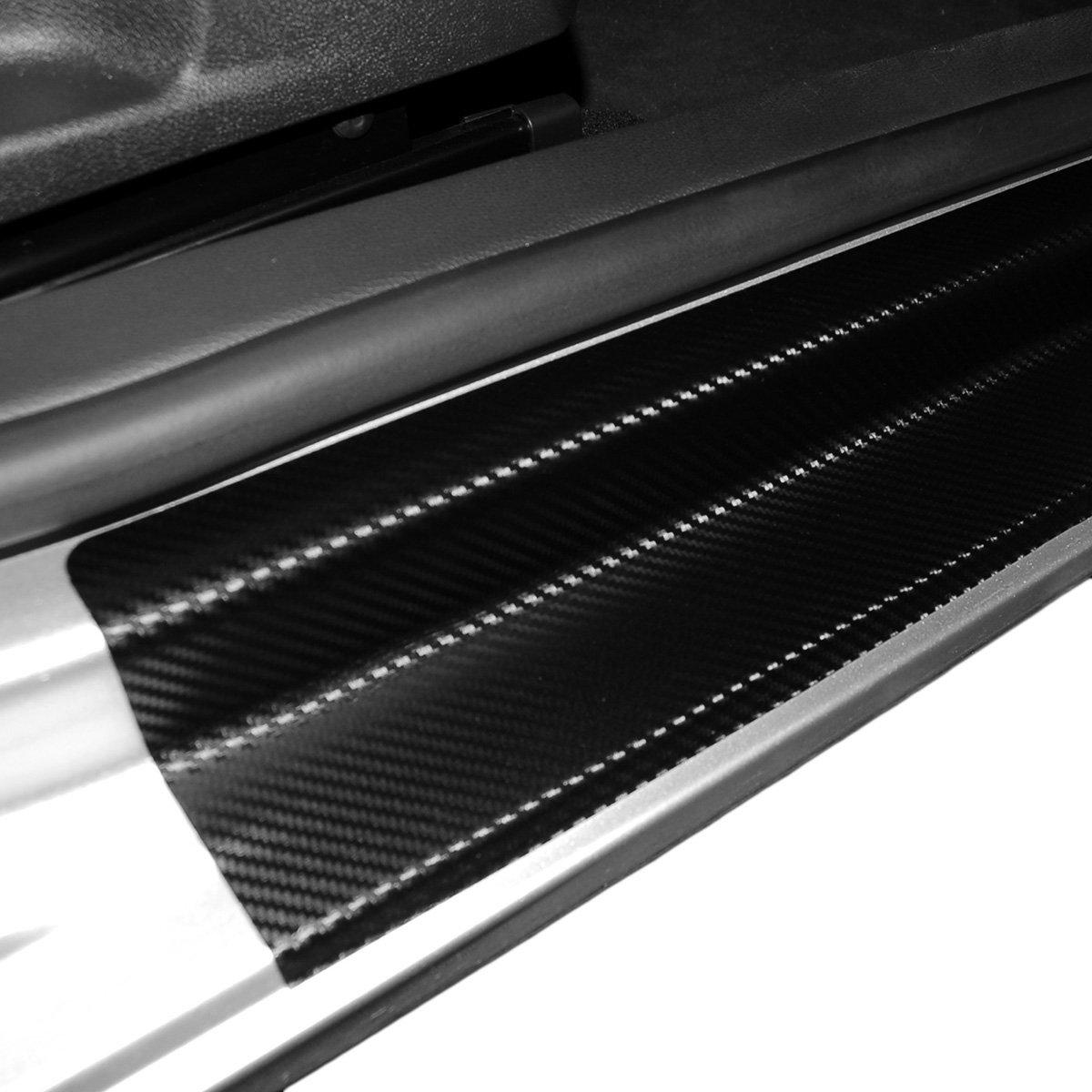 Tuneon Einstiegsleisten aus Carbonfolie passend f/ür 500L