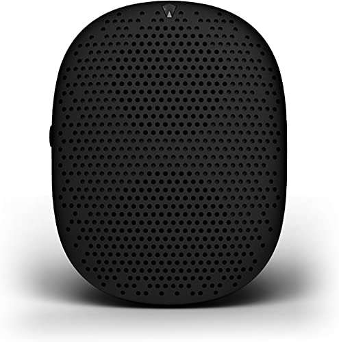 iSound PopDrop Wireless Speaker, Licorice