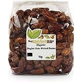 Organic Dates Pitted Deglet Noir 1kg
