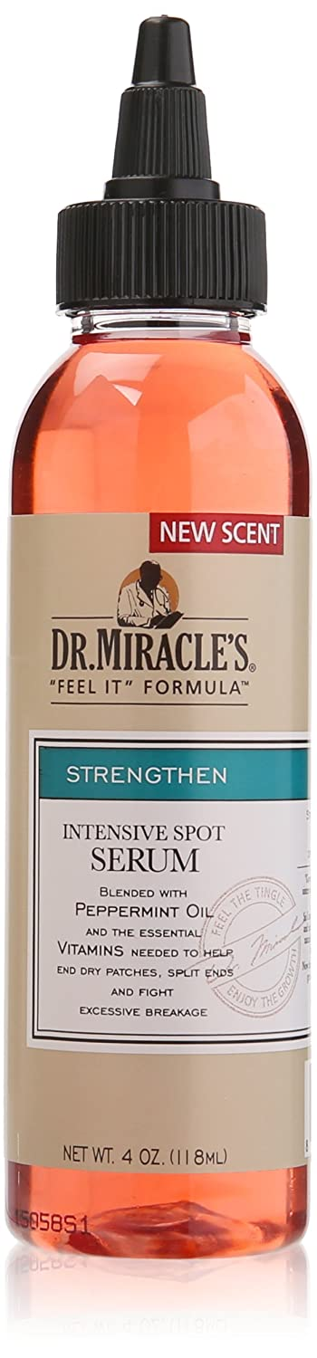 Dr. Miracle's Dr. Miracles Intensive Spot Hair & Scalp Treatment Hair Serum, 4 Oz