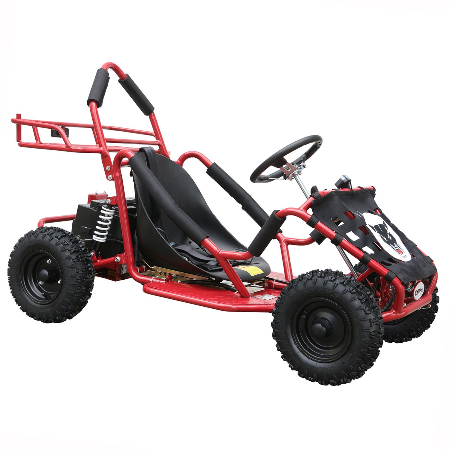 ZXTDR Electric Go Kart Black Friday Deal 2019