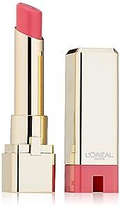 L'Oreal Paris Colour Caresse Lipstick by Colour Riche, Pink Cashmere, 0.10 Ounces