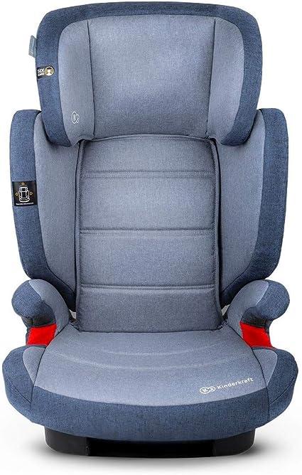 Kinderkraft Junior Plus Si/ège Auto Bleu 15 /à 36 kg