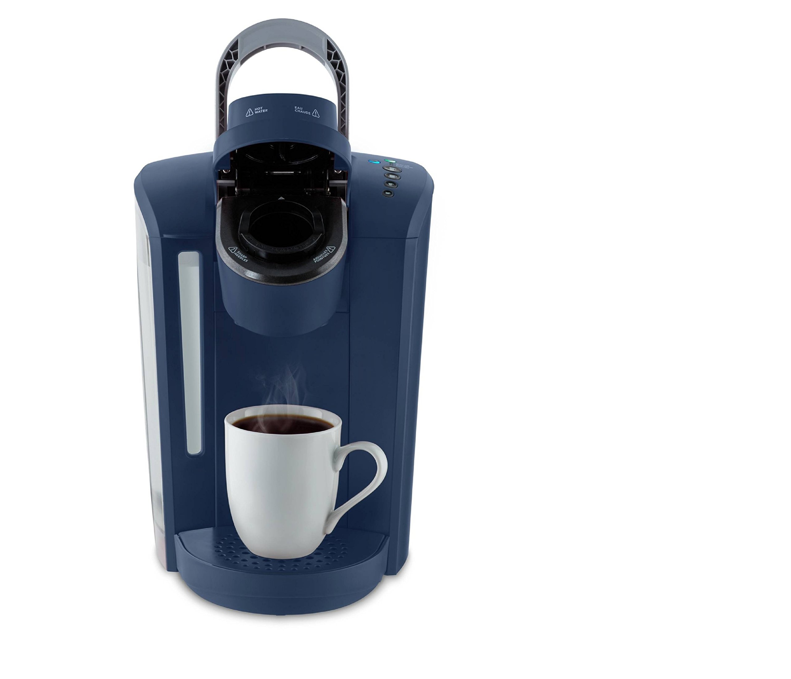 Keurig K-Select Single-Serve K-Cup Pod Coffee Maker, Matte Navy Blue by Keurig (Image #3)