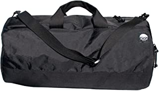 product image for Flowfold Conductor Duffle Bag - Ultralight Travel Bag - Made in the USA - Jet Black