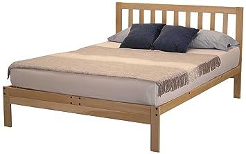 charleston 2 platform bed xl twin - Xl Twin Bed Frame