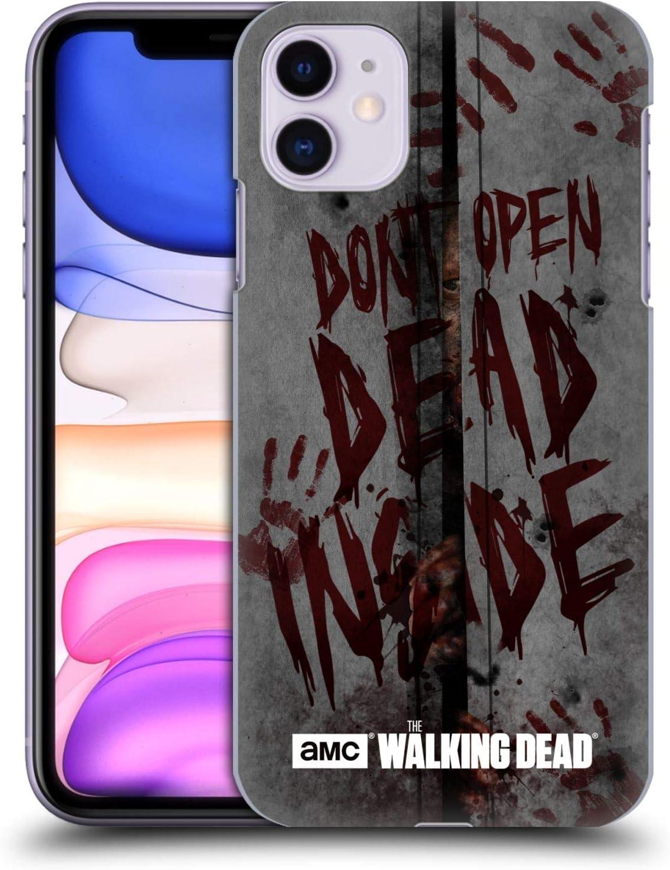 Offizielle Amc The Walking Dead Dead Inside Typografie Elektronik