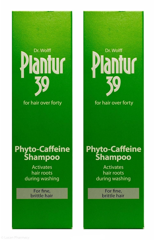 Plantur 39 shampooing et après-shampooing Pour Cheveux Fins, Cheveux Cassants