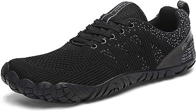 Voovix Zapatos Descalzos Zapatillas Minimalistas de Trail Running ...