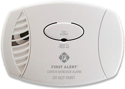 First Alert Plug In Carbon Monoxide Detector Co600 Carbon