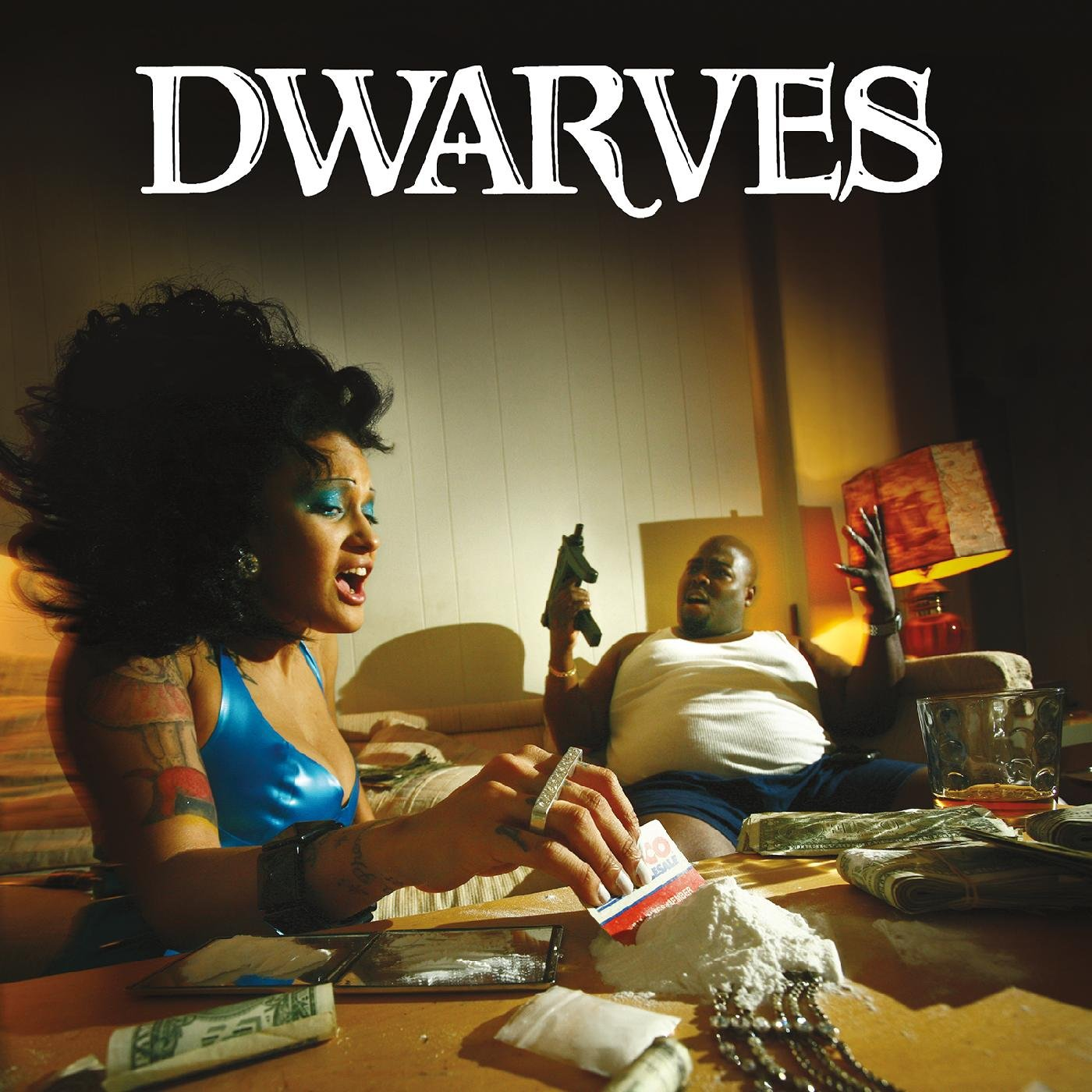 Cassette : Dwarves - Take Back The Night (Cassette)