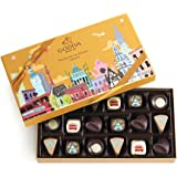 Godiva Chocolatier 18 Piece Gold Limited Edition Wonderful City Dreams Gift Box