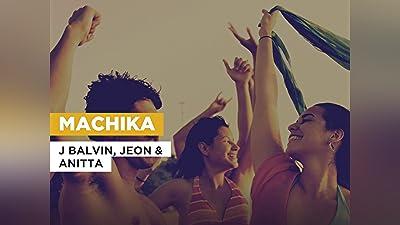 Machika in the Style of J Balvin, Jeon & Anitta