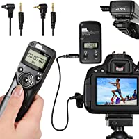 Wireless Shutter Release for Canon, Pixel TW283-N3/E3 Camera Remote Control for Canon EOS R, 5D seires 5D Mark 750D…