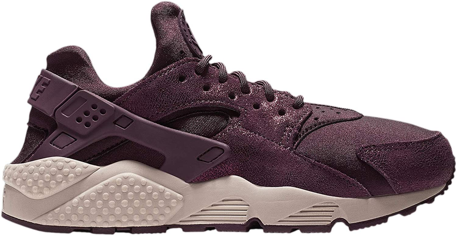 Nika Women's Air Huarache Run Shoes (Burgandy / 6.5 M US)